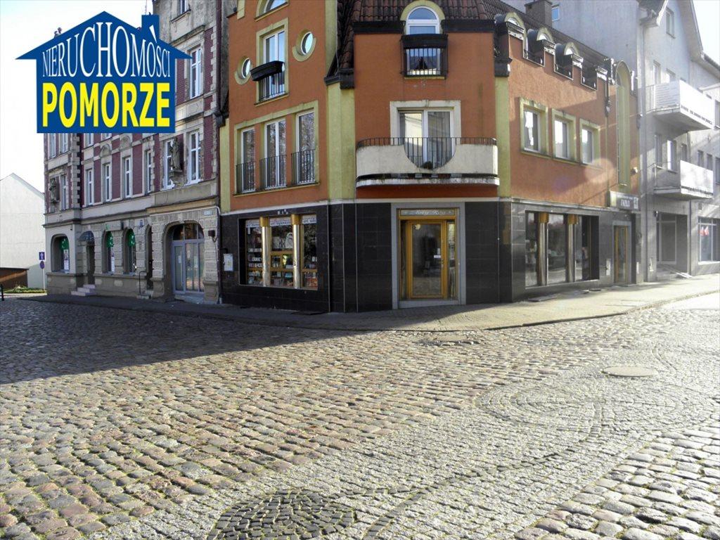 Lokal użytkowy na sprzedaż Człuchów, Królewska  91m2 Foto 1