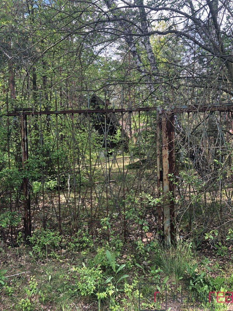 Działka leśna z prawem budowy na sprzedaż Izabelin C, Krótka  1451m2 Foto 12