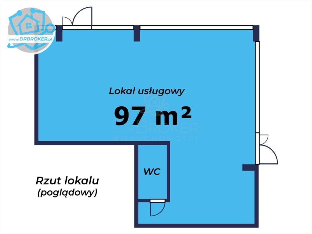 Lokal użytkowy na wynajem Białystok, Centrum  64m2 Foto 3