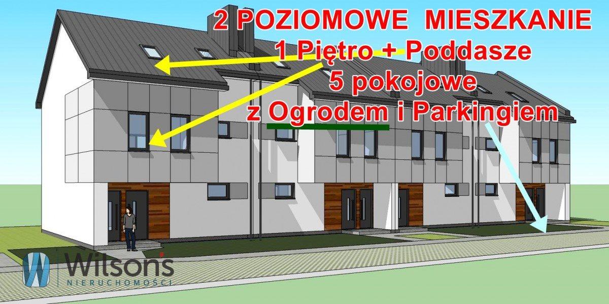 Mieszkanie na sprzedaż Marki, Legionowa  108m2 Foto 3