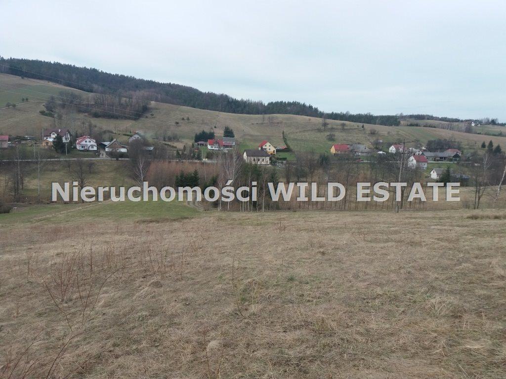 Działka rolna na sprzedaż Solina, Wola Matiaszowa  14500m2 Foto 1