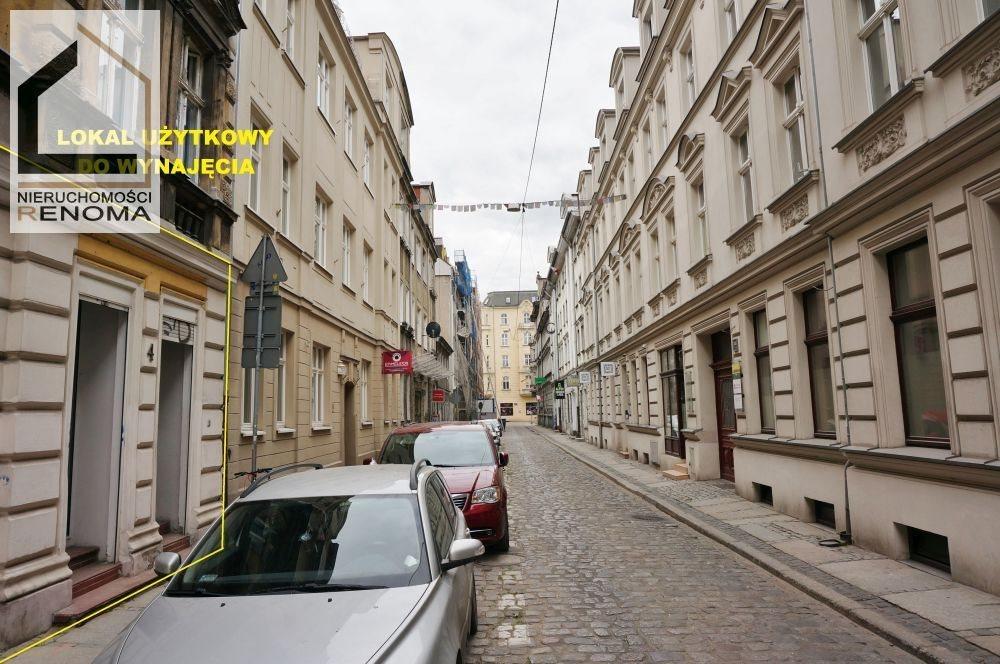 Lokal użytkowy na wynajem Poznań, Stare Miasto, Stare Miasto, Centrum  80m2 Foto 3