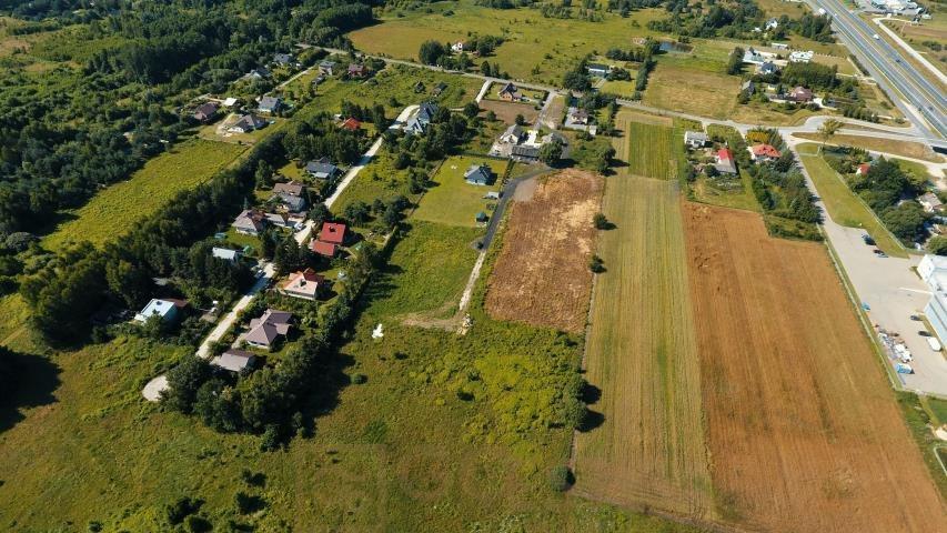 Działka budowlana na sprzedaż Radziejowice-Parcel  3000m2 Foto 1