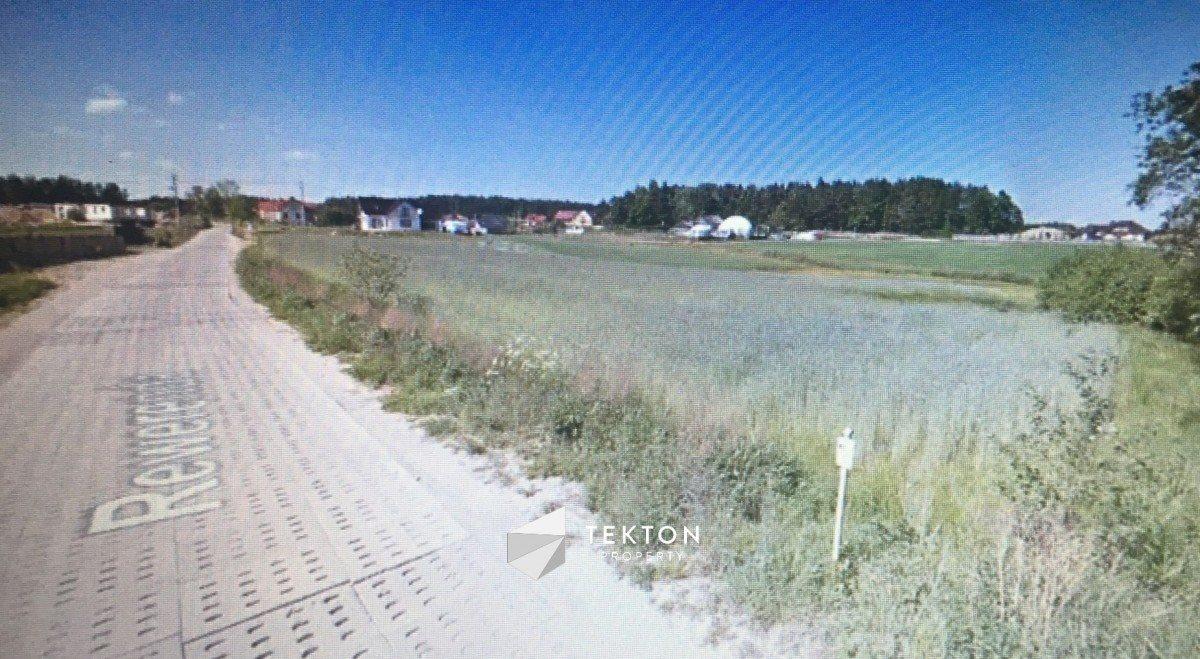 Działka budowlana na sprzedaż Chwaszczyno, Rewerenda  2014m2 Foto 2