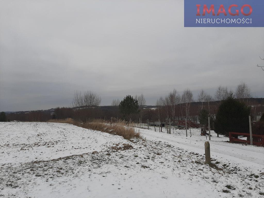 Działka siedliskowa na sprzedaż Wola Rafałowska  4100m2 Foto 3