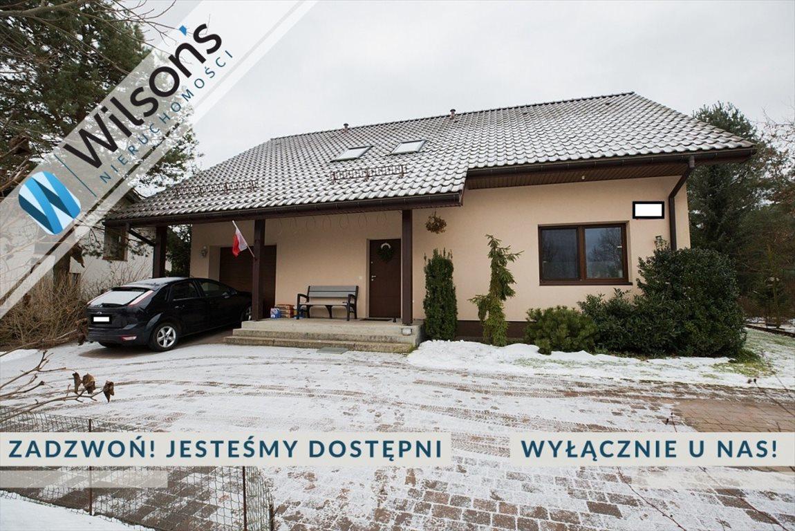 Dom na sprzedaż Tartak Brzózki  168m2 Foto 1