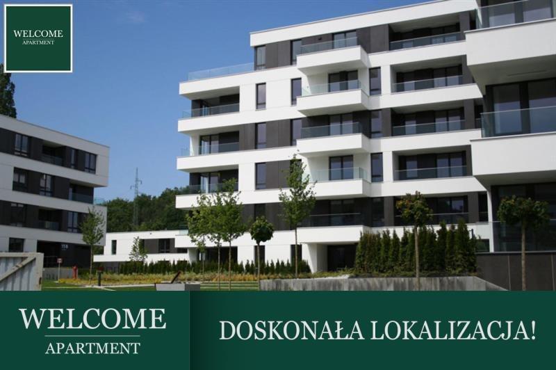 Mieszkanie dwupokojowe na sprzedaż Gdynia, Działki Leśne, Silva, Kielecka  52m2 Foto 1
