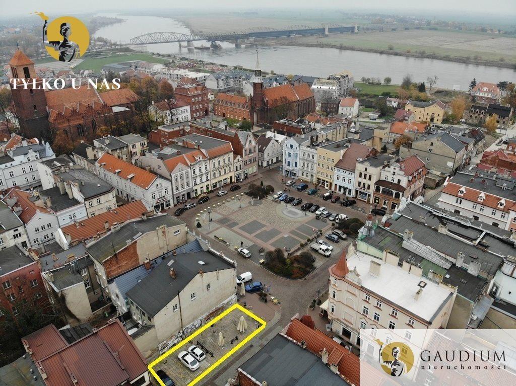 Działka budowlana na sprzedaż Tczew, pl. gen. Józefa Hallera  212m2 Foto 1