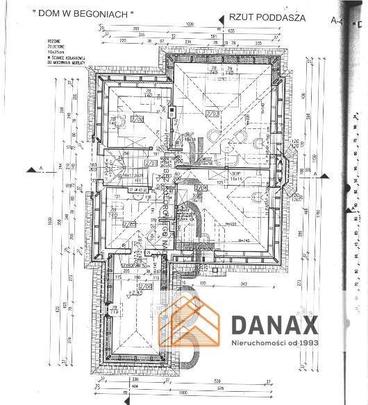 Działka budowlana na sprzedaż Włosań  1018m2 Foto 5
