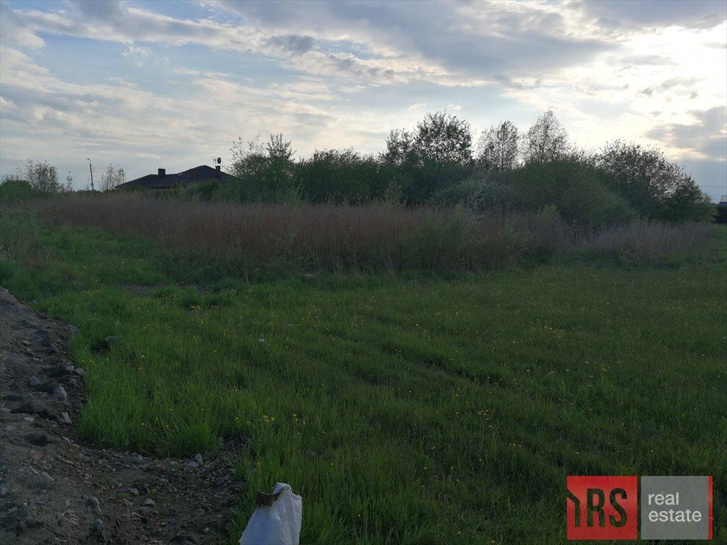Działka budowlana pod dzierżawę Radzymin, Leśna  1000m2 Foto 1