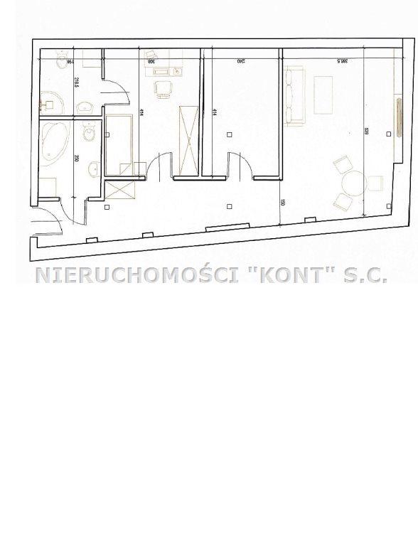 Mieszkanie dwupokojowe na sprzedaż Kraków, Długa  68m2 Foto 10