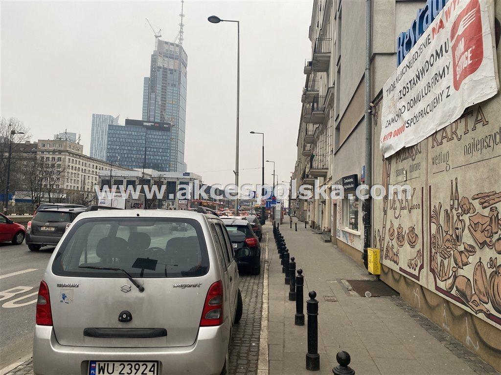 Lokal użytkowy na sprzedaż Warszawa, Śródmieście, al. Jerozolimskie  93m2 Foto 1