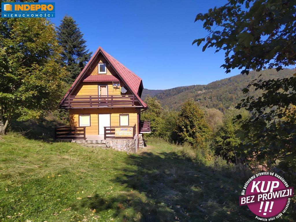 Dom na sprzedaż Zarębek Wyżni, Łopuszna, Zarębek Wyżni - Szlak na Turbacz  200m2 Foto 1