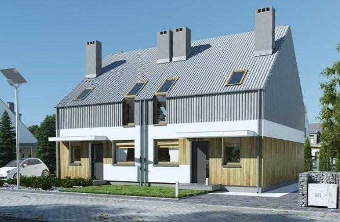 Dom na sprzedaż Borówiec, Szkolna  88m2 Foto 1