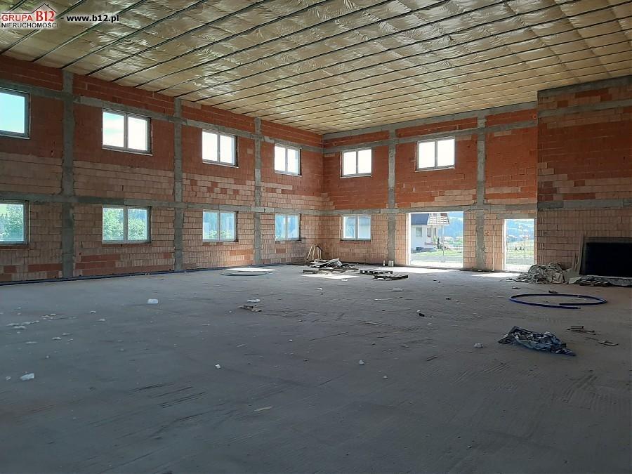 Lokal użytkowy na wynajem Nowy Targ, Waksundzka  500m2 Foto 4