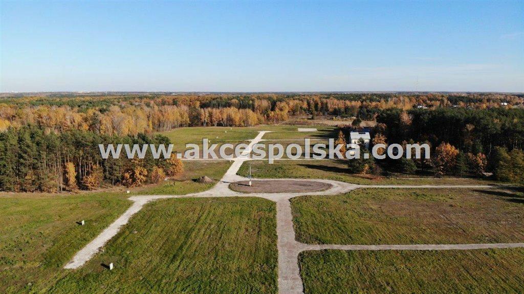 Działka budowlana na sprzedaż Stara Wieś, Sikorki  1064m2 Foto 3
