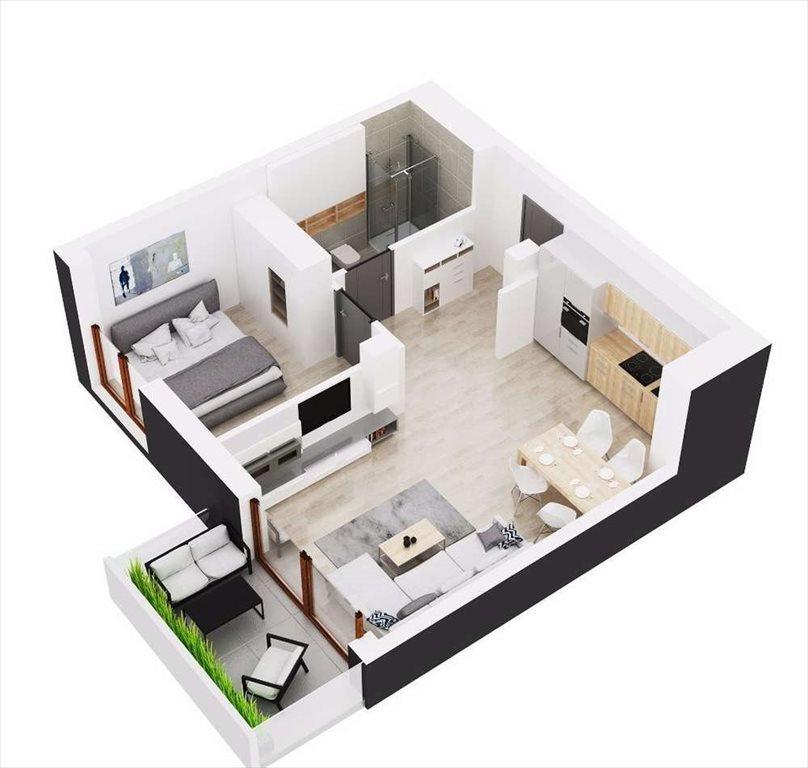 Mieszkanie trzypokojowe na sprzedaż Katowice, Kostuchna, Bażantów 20  85m2 Foto 8