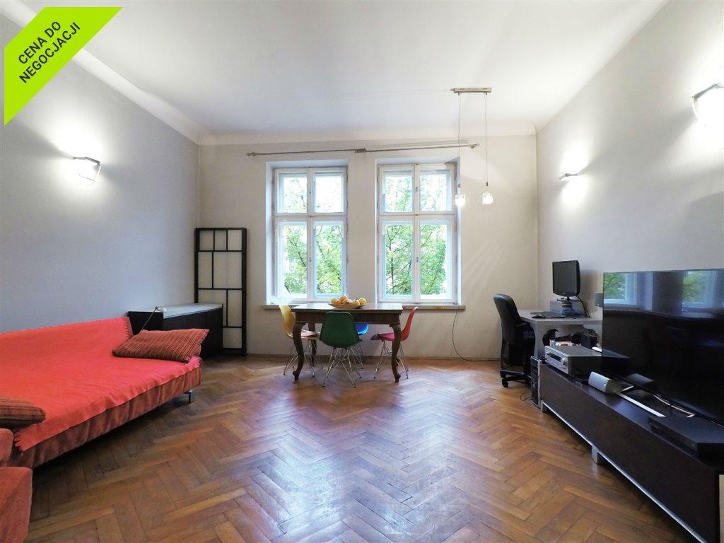 Mieszkanie dwupokojowe na sprzedaż Kraków, Stare Miasto, Stare Miasto, Szlak  68m2 Foto 2
