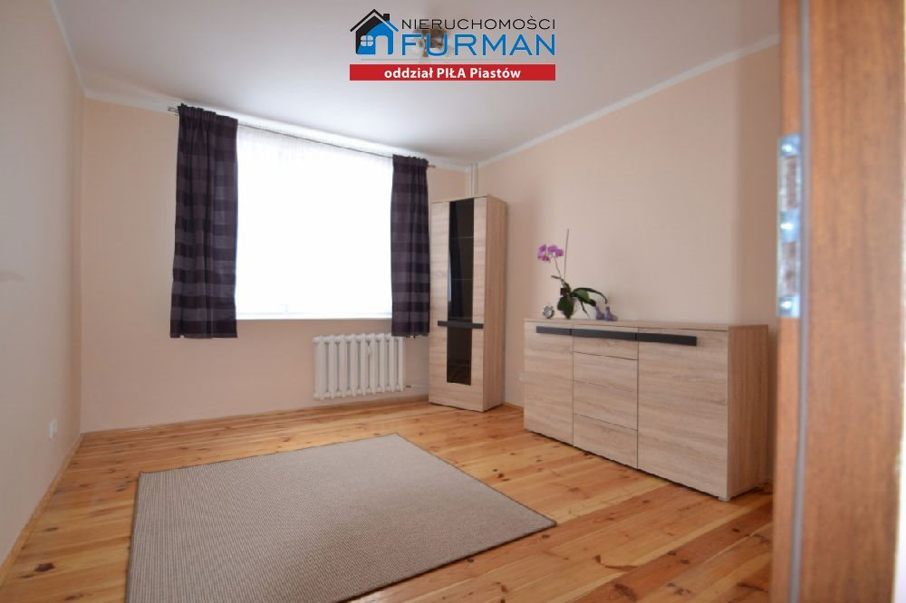 Mieszkanie trzypokojowe na wynajem Piła, Zamość  60m2 Foto 3