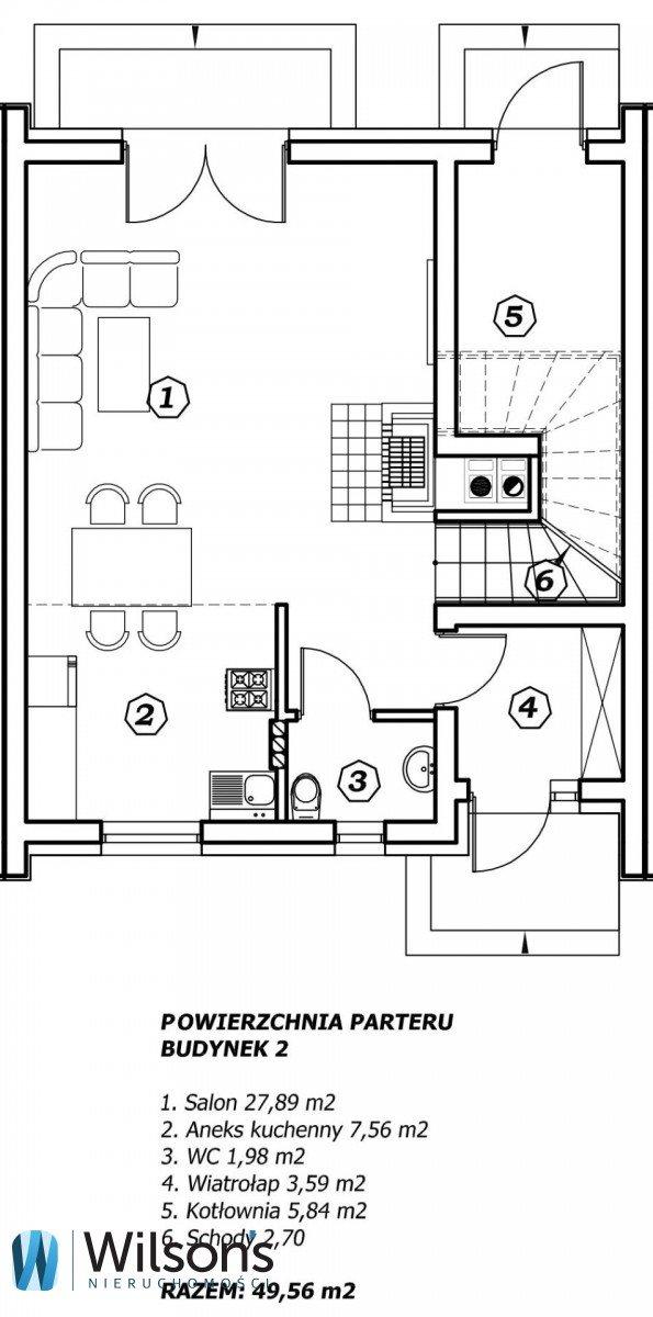 Mieszkanie czteropokojowe  na sprzedaż Radzymin, Świerkowa  135m2 Foto 6