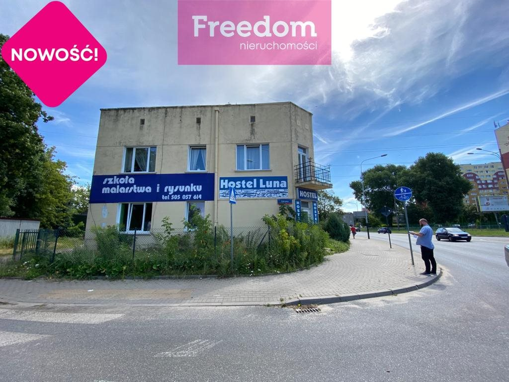 Lokal użytkowy na wynajem Łódź, Bolesława Limanowskiego  200m2 Foto 1