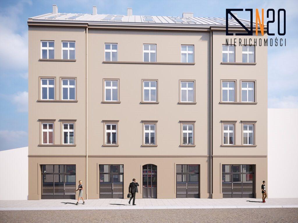 Mieszkanie trzypokojowe na sprzedaż Kraków, Podgórze, Stare Podgórze  57m2 Foto 1