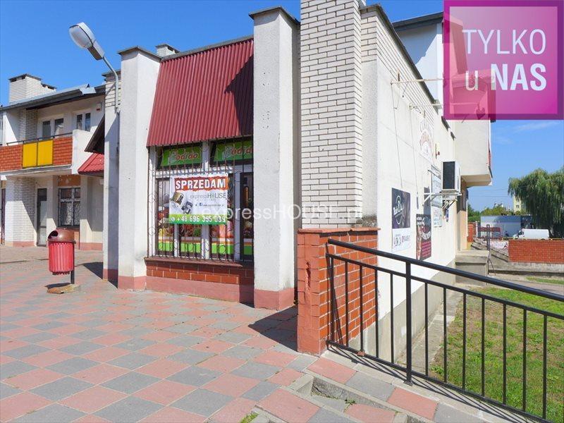 Lokal użytkowy na sprzedaż Białystok, Os. Słoneczny Stok, Wincentego Witosa  48m2 Foto 1