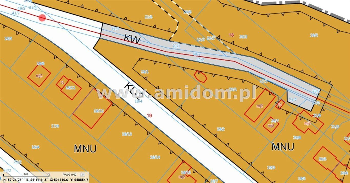 Działka budowlana na sprzedaż Kobyłka  1756m2 Foto 2