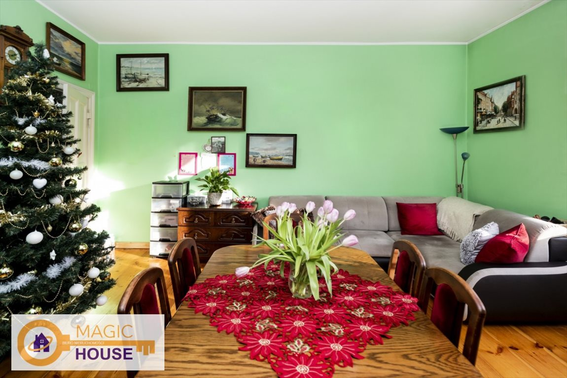 Mieszkanie dwupokojowe na sprzedaż Sopot, Dolny, Bohaterów Monte Cassino  55m2 Foto 2