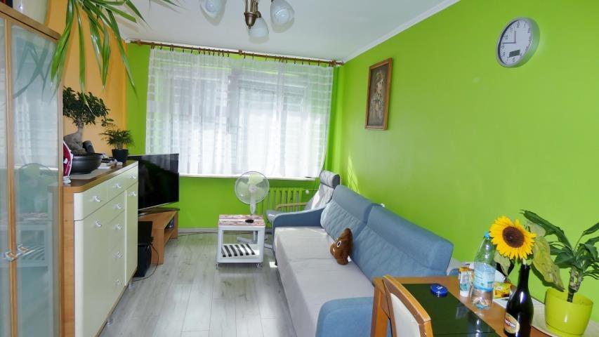 Mieszkanie dwupokojowe na sprzedaż Kraków, Nowa Huta, Bieńczyce, os. Strusia  37m2 Foto 1
