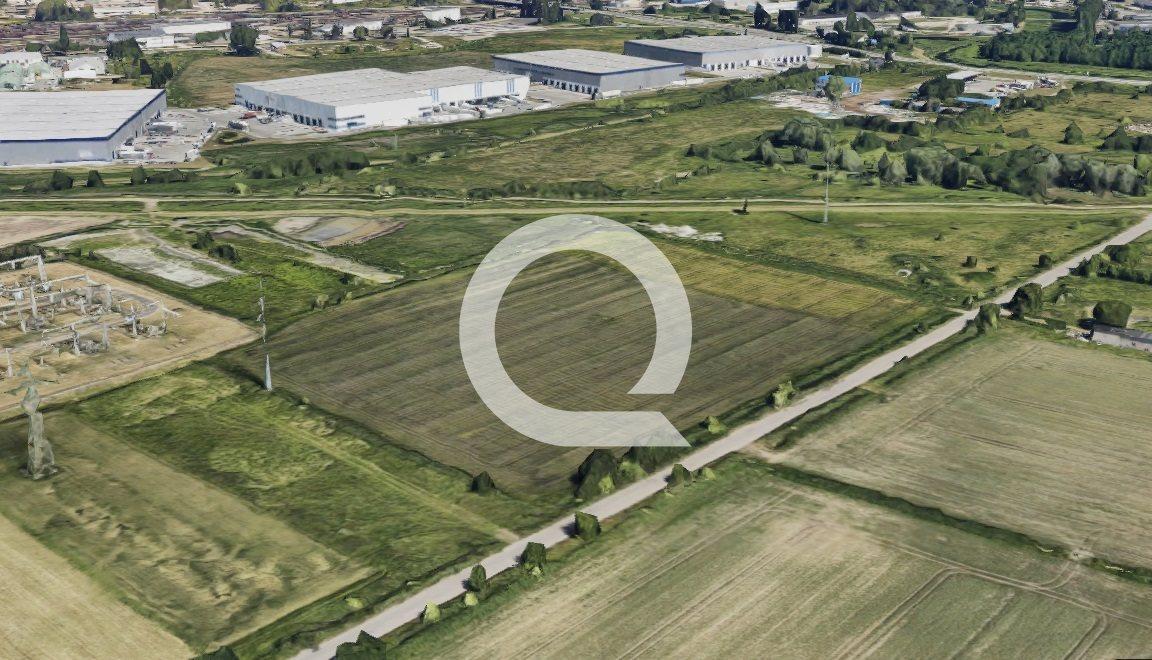 Działka przemysłowo-handlowa na sprzedaż Gdańsk, Rudniki  6228m2 Foto 1