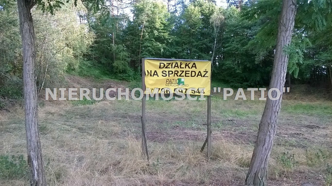 Działka budowlana na sprzedaż Grzebienisko  1283m2 Foto 5