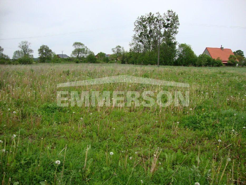 Działka budowlana na sprzedaż Miękinia, Krępice  3581m2 Foto 2