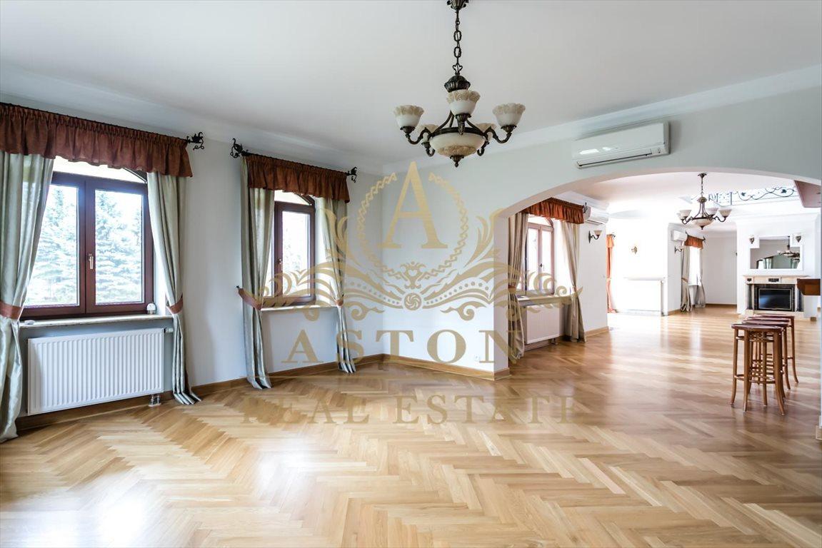 Dom na wynajem Warszawa, Wilanów, Kępa Zawadowska, Syta  1100m2 Foto 8