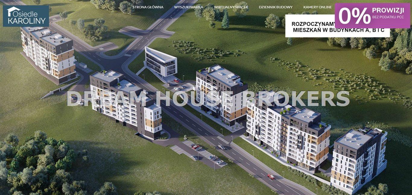 Mieszkanie czteropokojowe  na sprzedaż Rzeszów, Przybyszówka, Karoliny  69m2 Foto 7