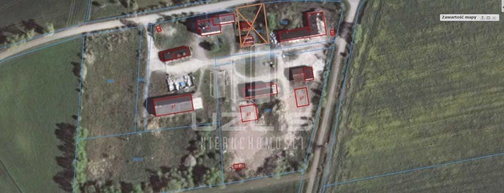 Działka przemysłowo-handlowa na sprzedaż Pomyje  25621m2 Foto 10