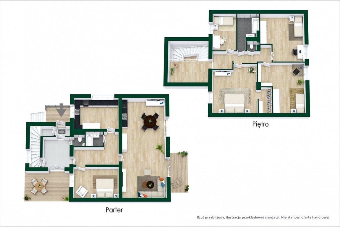 Dom na sprzedaż Warszawa, Wilanów, Biedronki  320m2 Foto 1
