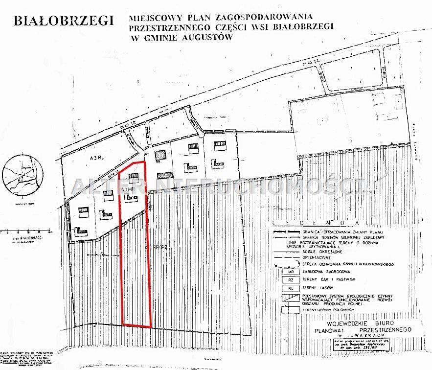 Działka rekreacyjna na sprzedaż Białobrzegi  3800m2 Foto 6