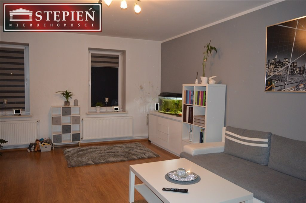 Mieszkanie trzypokojowe na sprzedaż Lubomierz  108m2 Foto 2