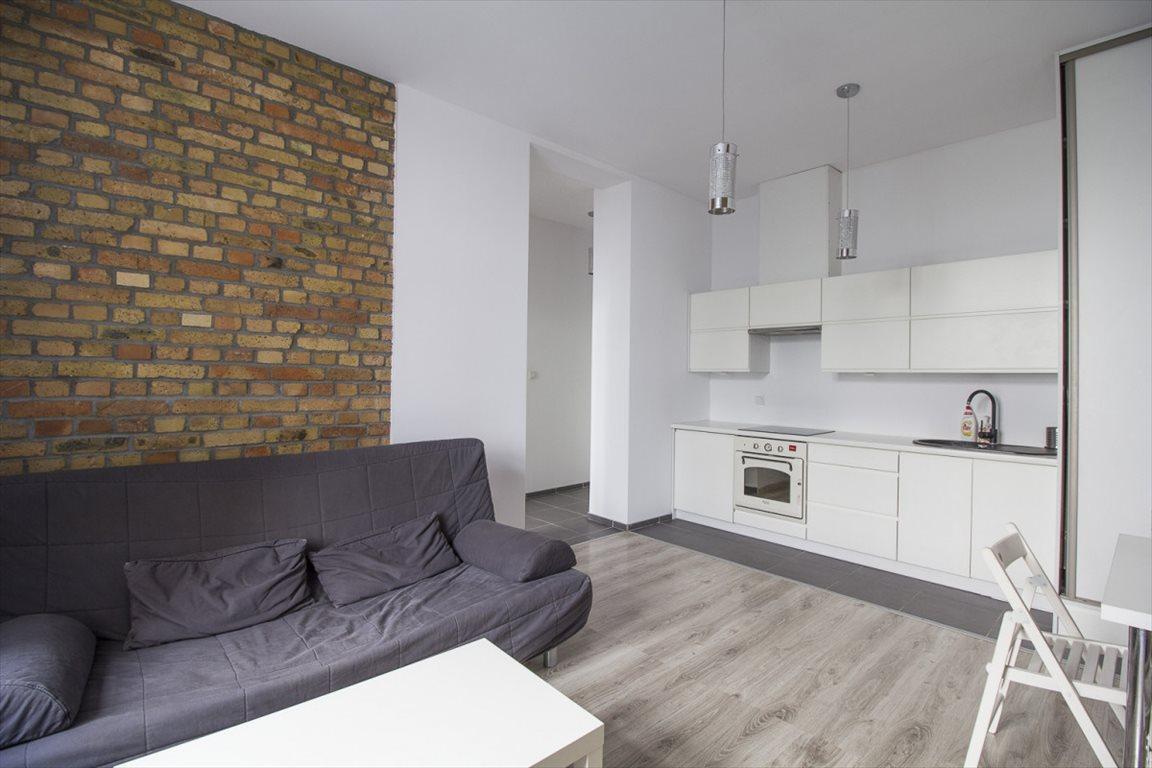 Mieszkanie dwupokojowe na wynajem Poznań, Centrum, Wierzbowa  31m2 Foto 1
