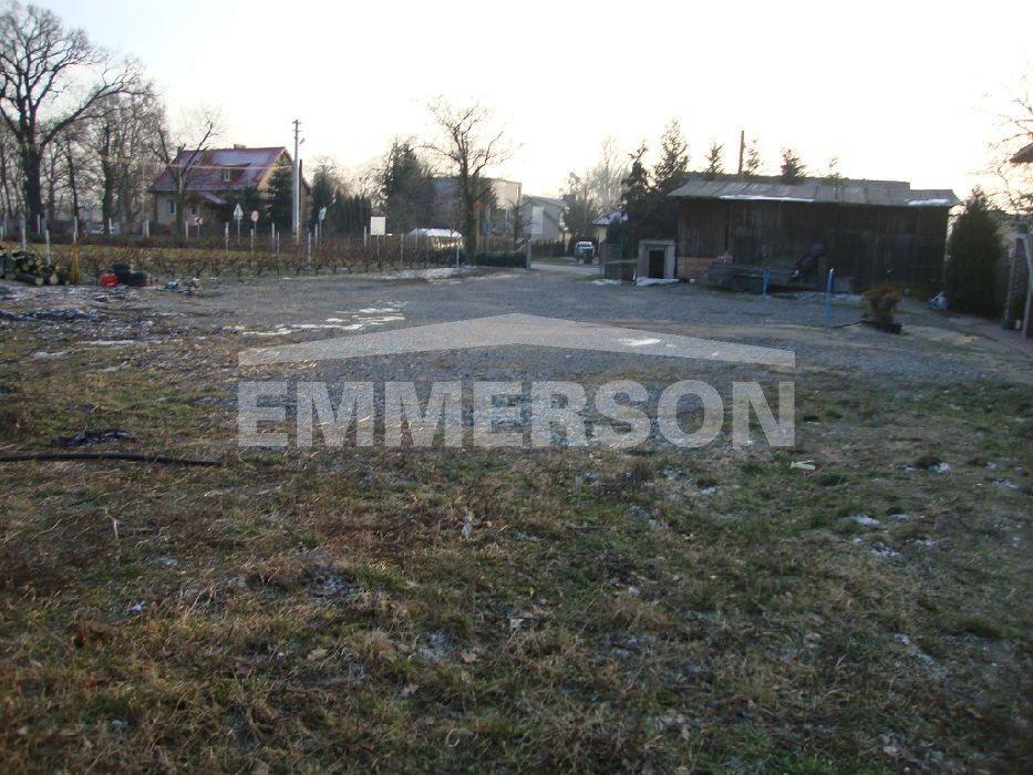Działka przemysłowo-handlowa na sprzedaż Wisznia Mała, Psary  3500m2 Foto 3