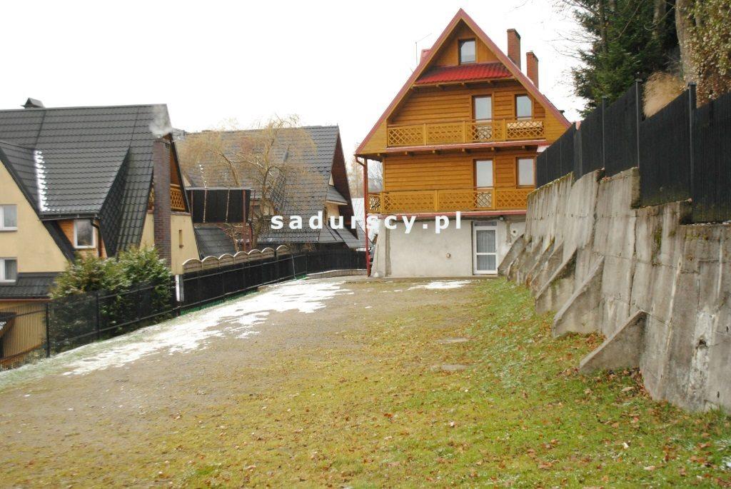 Działka budowlana na sprzedaż Zakopane, Walowa Góra  2400m2 Foto 1