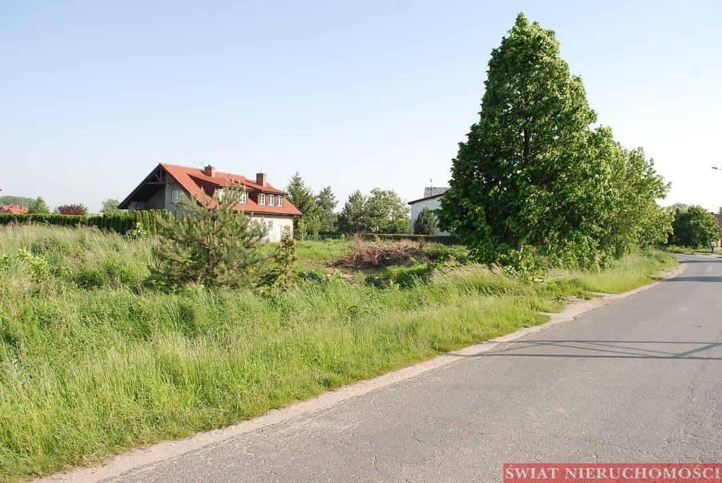 Działka budowlana na sprzedaż Żerniki Wrocławskie  2100m2 Foto 9