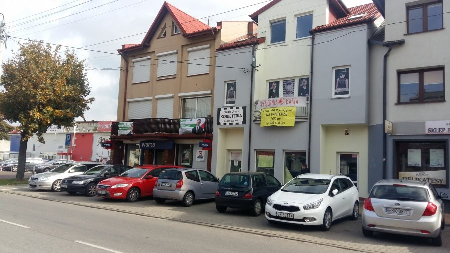 Lokal użytkowy na wynajem Skierniewice, Lelewela  263m2 Foto 1