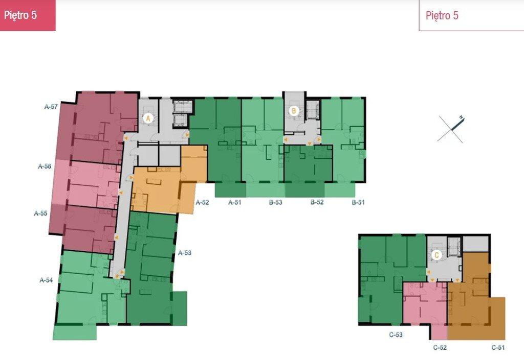 Mieszkanie dwupokojowe na sprzedaż Warszawa, Białołęka, Tarchomin, Józefa Mehoffera  40m2 Foto 7