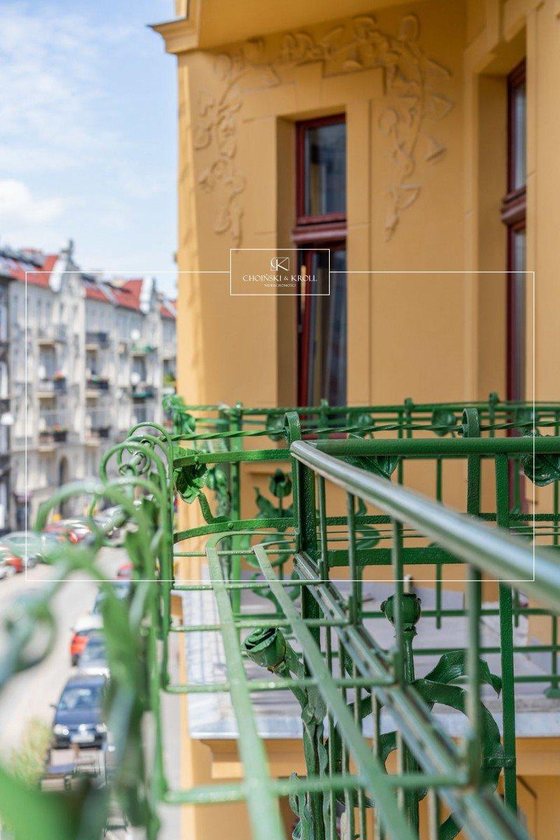 Mieszkanie czteropokojowe  na sprzedaż Poznań, Łazarz, Antoniego Małeckiego  98m2 Foto 11