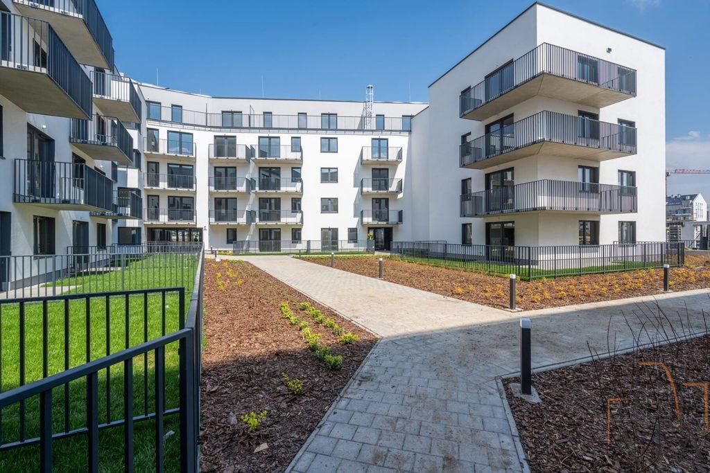 Mieszkanie dwupokojowe na sprzedaż Wrocław, Jagodno, Jagodno, Klasztorna  40m2 Foto 6