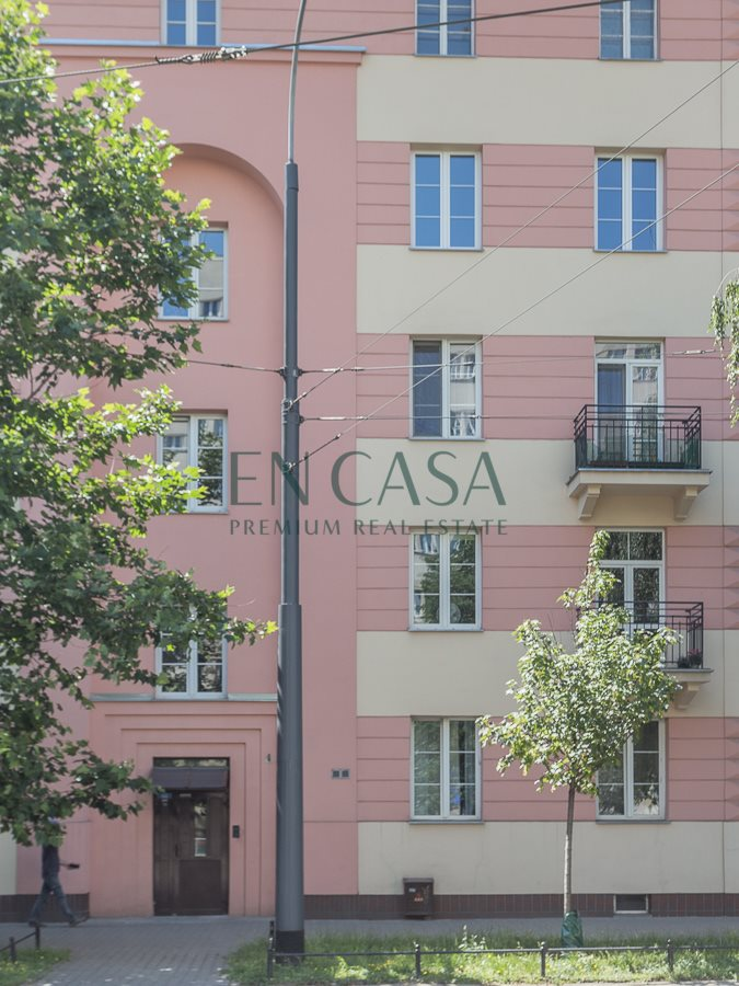 Mieszkanie czteropokojowe  na sprzedaż Warszawa, Śródmieście, al. Niepodległości  94m2 Foto 6