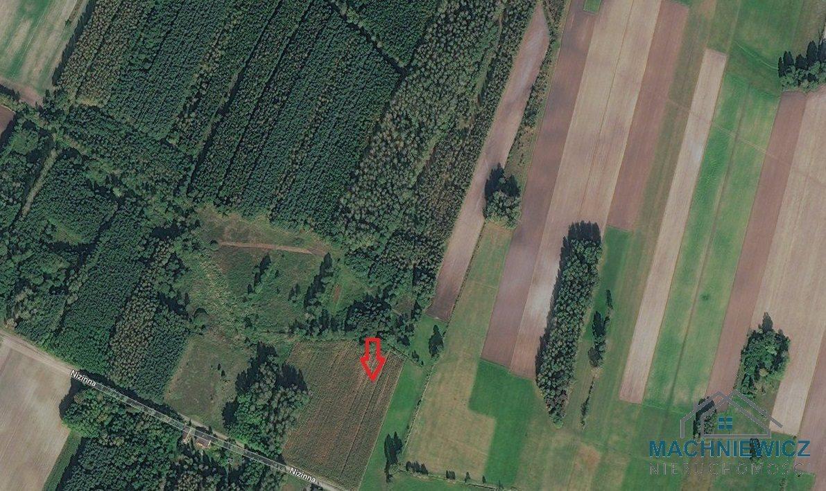 Działka leśna na sprzedaż Kębliny  33500m2 Foto 1