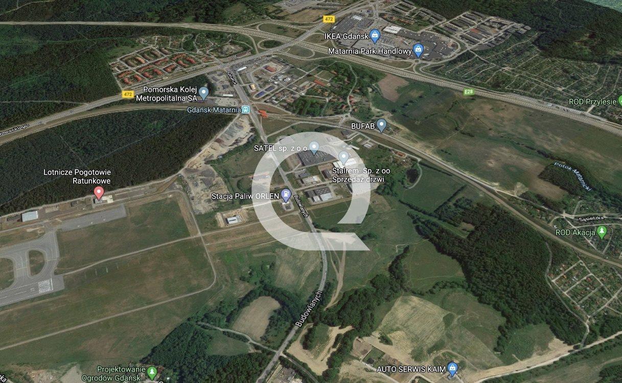 Działka inwestycyjna na sprzedaż Gdańsk, Matarnia  27974m2 Foto 3